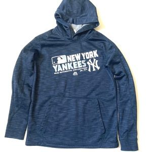 New York Yankees hoodie mlb youth 14/16 blue
